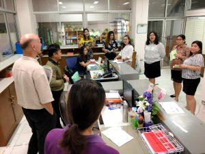 โครงการพัฒนาทักษะภาษาอังกฤษสำหรับบุคลากรในมหาวิทยาลัย ครั้งที่ 2