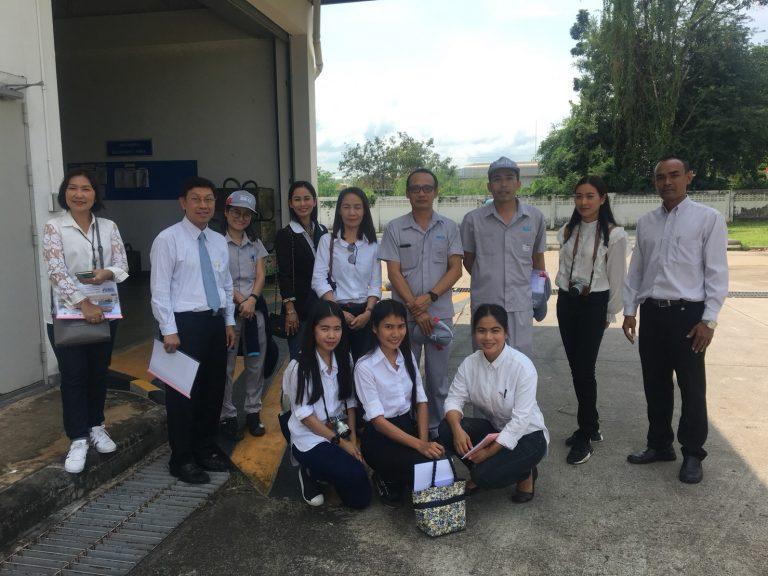 โครงการพัฒนาศักยภาพของนักศึกษาหลักสูตรบริหารธุรกิจมหาบัณฑิต