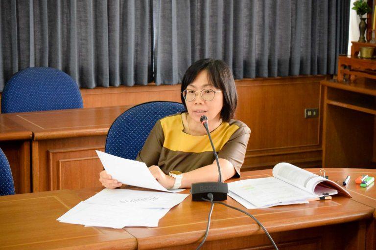 การประชุมคณะกรรมการอำนวยการประกันคุณภาพการศึกษาระดับหลักสูตรประจำปีการศึกษา 2561 ครั้งที่ 1/2562