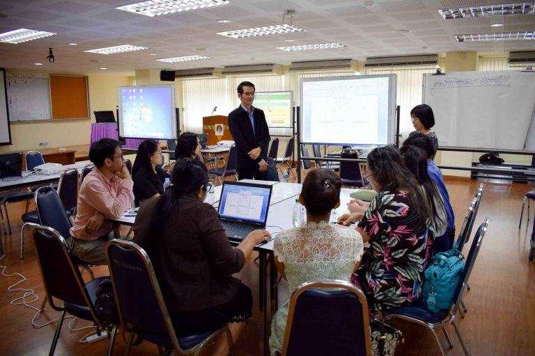 KM – เทคนิคหรือวิธีสอนให้นักศึกษามีทักษะในการปฏิบัติงาน