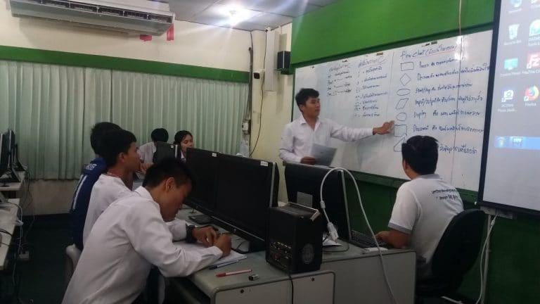 โครงการเตรียมความพร้อมนักศึกษาใหม่ สาขาวิชาคอมพิวเตอร์ธุรกิจ