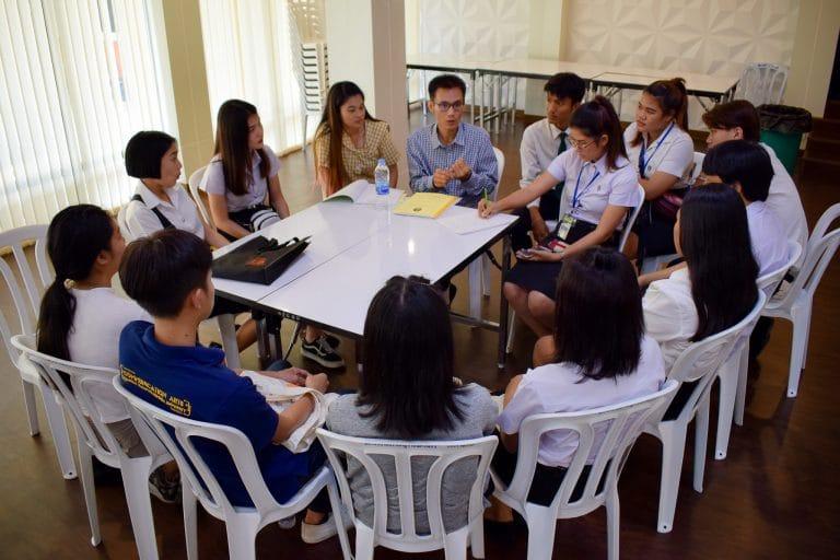 งานกิจการนักศึกษาประชุมเตรียมความพร้อมกิจกรรมปฐมนิเทศนักศึกษา ประจำปีการศึกษา 2562