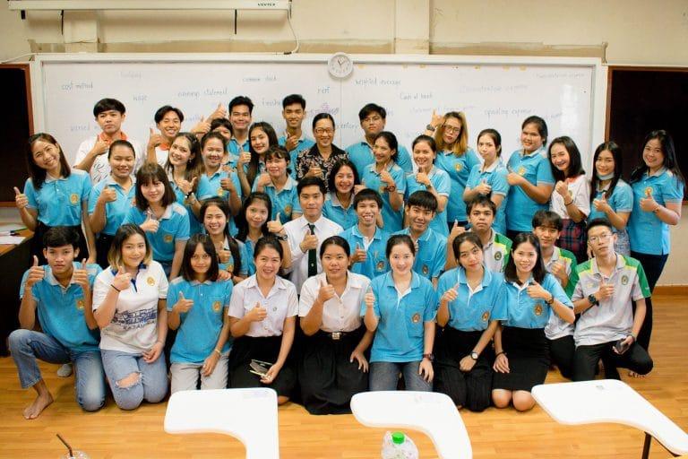 โครงการอบรมเตรียมความพร้อมนักศึกษาใหม่ปีการศึกษา 2562 ก้าวแรกสู่การบัญชีราชนครินทร์ ครั้งที่ 4