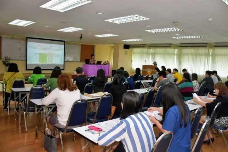 Read more about the article การประชุมคณะกรรมการประเมินผลการปฏิบัติราชการ