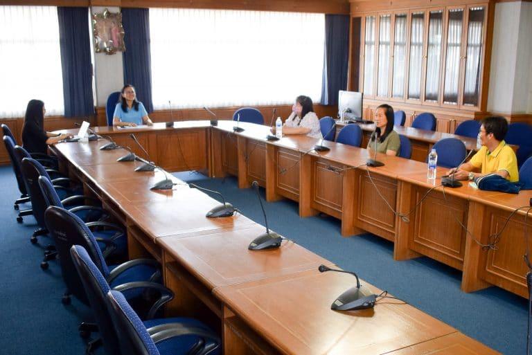 ประชุมวางแผนเตรียมความพร้อมในการดำเนินโครงการตามยุทธศาสตร์มหาวิทยาลัยราชภัฏเพื่อการพัฒนาท้องถิ่น คณะวิทยาการจัดการ มหาวิทยาลัยราชภัฏราชนครินทร์ ประจำปีงบประมาณ พ.ศ. 2563 ครั้งที่ 1/2563