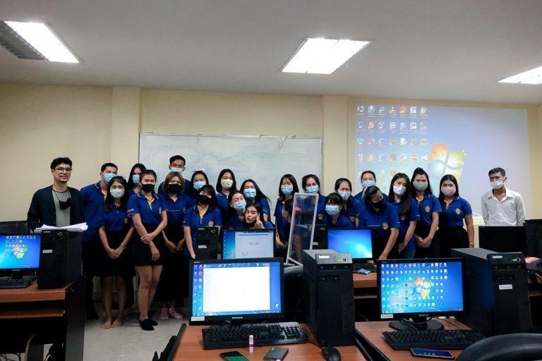 โครงการเตรียมความพร้อมและพัฒนาศักยภาพนักศึกษา HRM ครั้งที่ 1