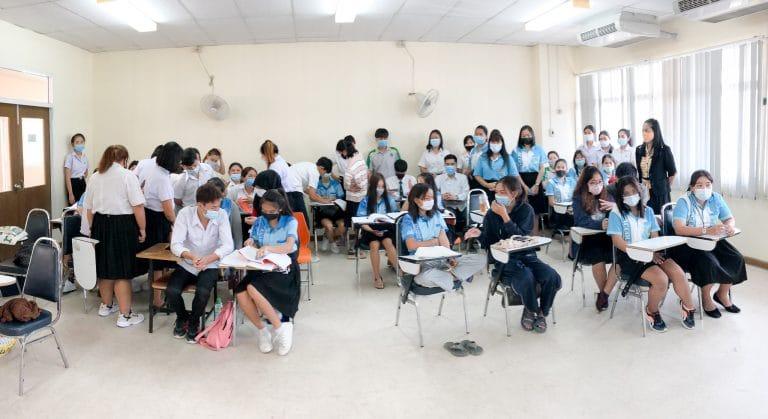 โครงการอบรมเตรียมความพร้อมนักศึกษาใหม่ปีการศึกษา 2563 ก้าวแรกสู่การบัญชีราชนครินทร์ ครั้งที่ 5