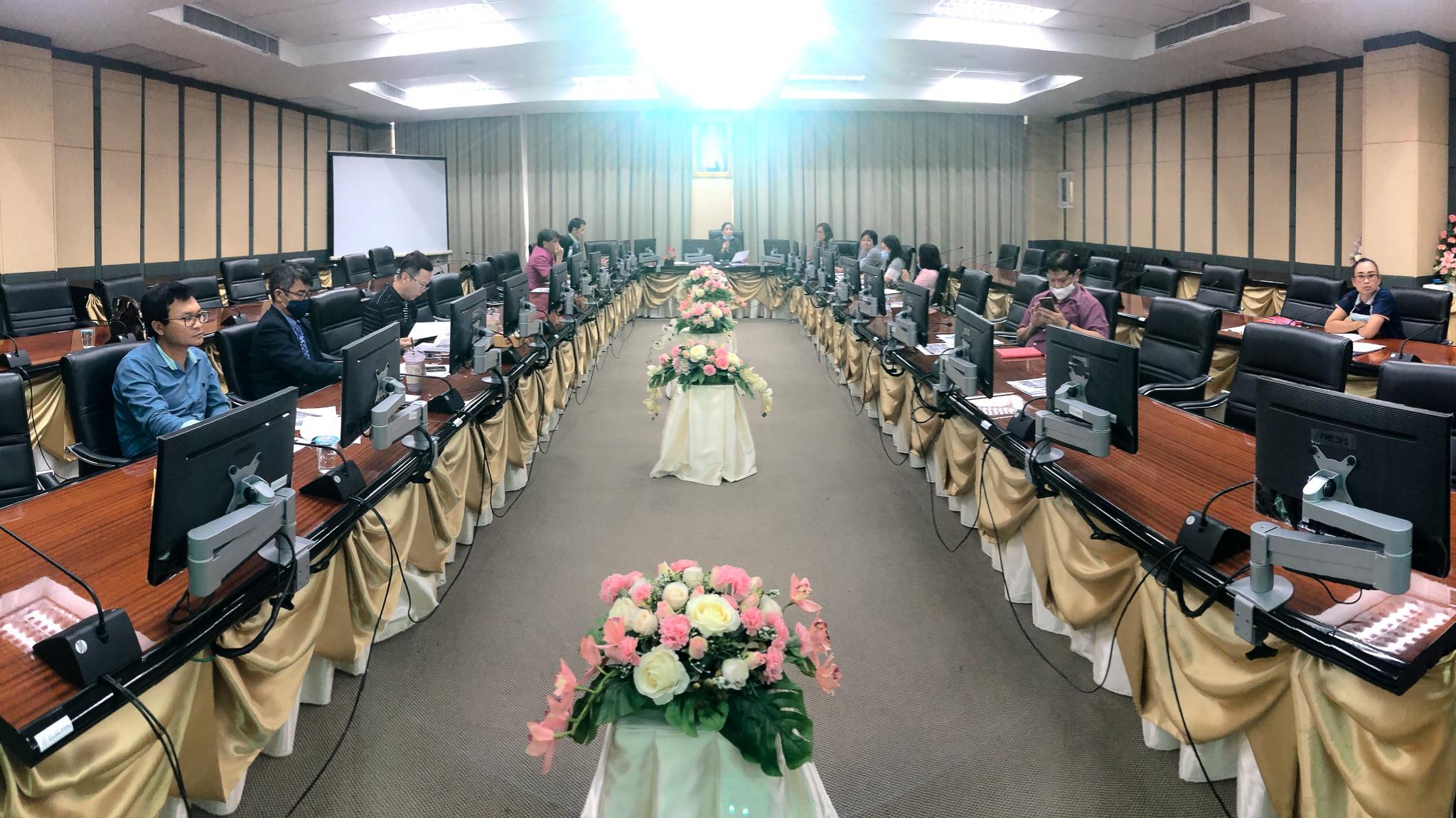 การประชุมหารือแนวทางการดำเนินโครงการฯ กรณีเร่งด่วน