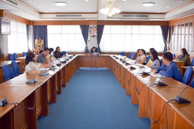 Read more about the article การประชุมคณะกรรมการอำนวยการประกันคุณภาพการศึกษา ระดับหลักสูตร ประจำปีการศึกษา 2562 ครั้งที่ 3/2563