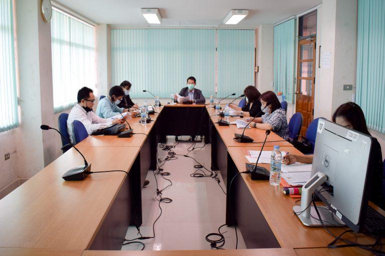 Read more about the article การประชุมคณะอนุกรรมการบริหารจัดการงานวิจัยระดับคณะ ประจำคณะวิทยาการจัดการ ครั้งที่ 1/2564